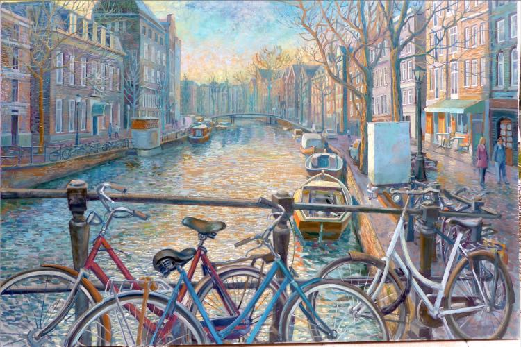 Cycle Amsterdam